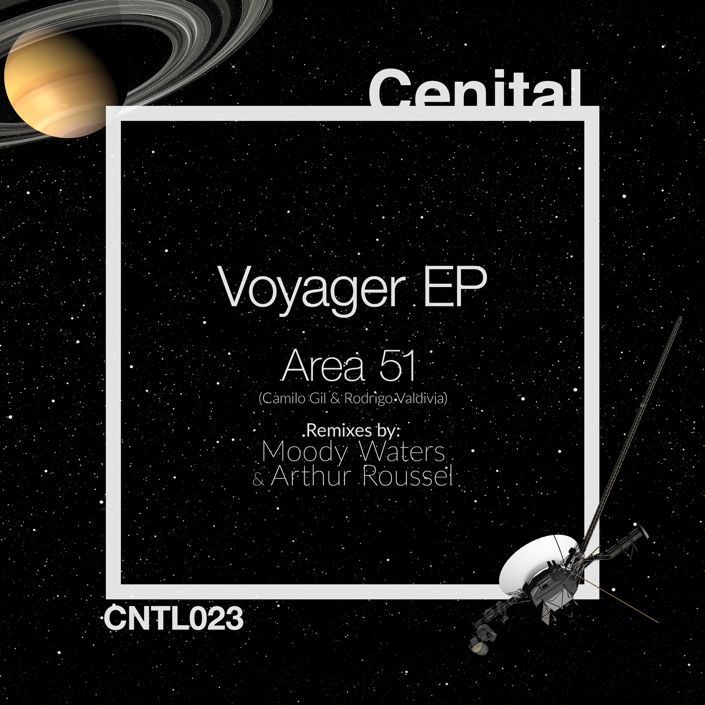 Area 51 Voyager EP